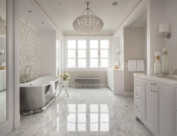Không gian phòng tắm sang trọng và đẳng cấp
