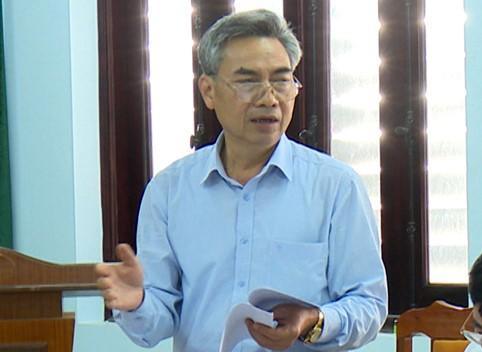 Ông Nguyễn Văn Hòa. Ảnh: Trang thông tin huyện Thanh Thủy.