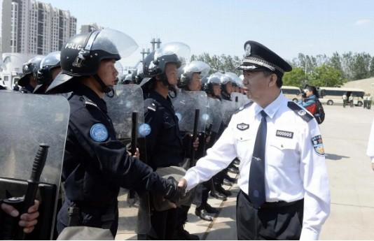 Ông Meng có quãng thời gian dài làm Thứ trưởng Công an Trung Quốc.