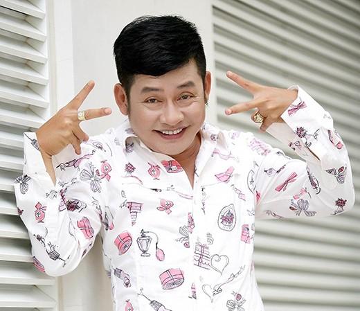 Tấn Beo được đồng nghiệp trong giới gọi là anh Ba.