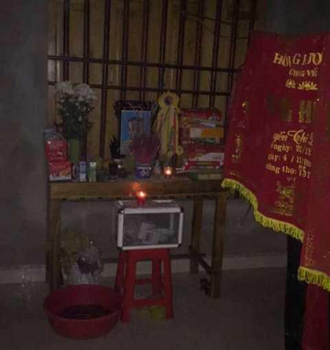 Cháu Viên Đình T. (4 tuổi) đã tử vong trong nỗi đau tột cùng của người thân