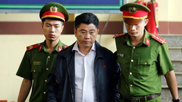 Phiên tòa xét xử vắng mặt Hoàng Thành Trung - đối tượng ôm 1.500 tỷ bỏ trốn.