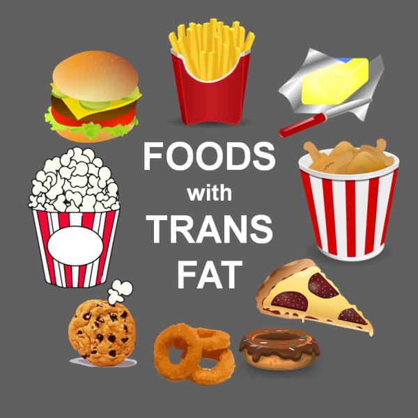 Chất béo trans fat hạn chế ăn để tốt cho sức khỏe.