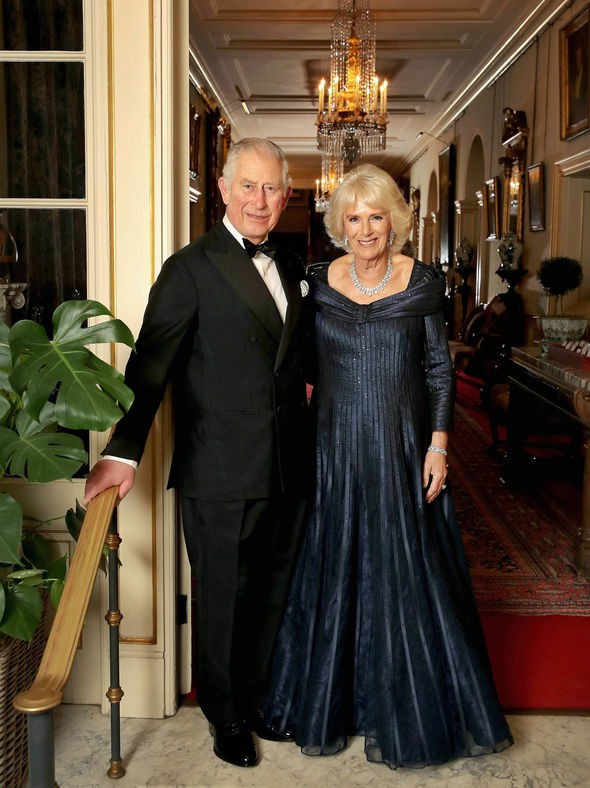 Camilla was accepted by her mother-in-law and the royal family.