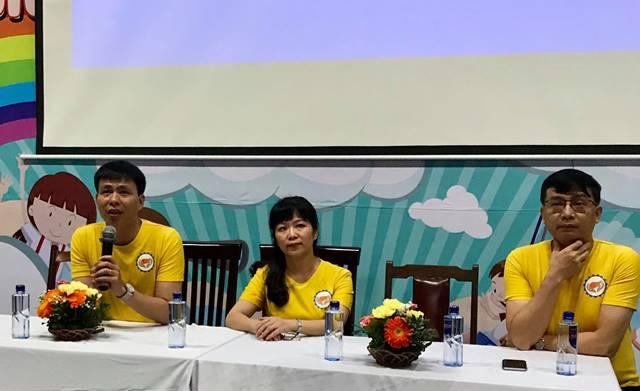Các y bác sỹ, điều dưỡng của Bệnh viện Nhi Trung ương chia sẻ về bệnh teo mật.