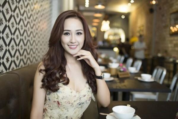 Người đẹp hiện tại đang hài lòng với công việc làm chủ nhiều nhà hàng có tiếng ở Sài Gòn.