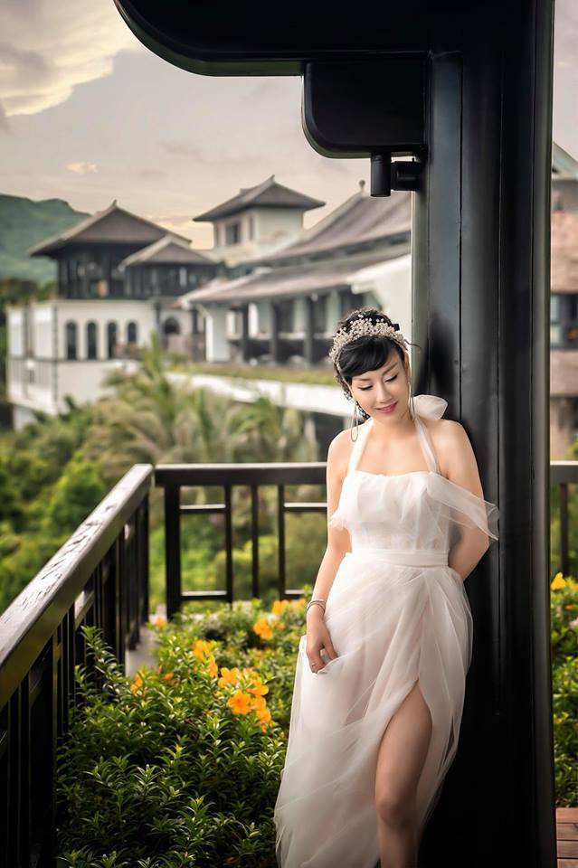 Hình ảnh trên trang cá nhân của vợ sắp cưới Trương Nam Thành
