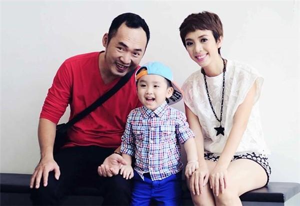 Gia đình nhỏ của Thu Trang - Tiến Luật
