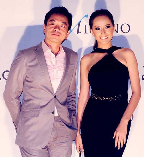 Khoảng từ năm 2010 đến 2012, Mai Phương Thúy và Benny Ng liên tục xuất hiện trong các sự kiện giải trí.