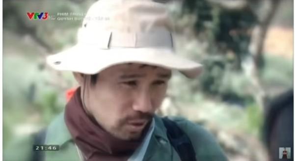 Diễn viên Ngô Thế Quân trong bộ phim Quỳnh búp bê