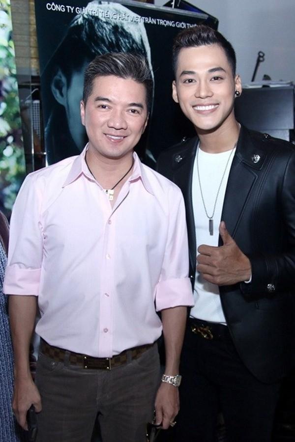 Phan Ngọc Luân và Đàm Vĩnh Hưng mới gặp nhau ngày 17/11.