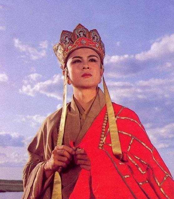 Từ Thiếu Hoa từng được mệnh danh là Đường Tăng đẹp nhất màn ảnh.