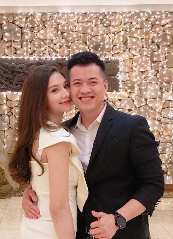Lưu Đê Ly thường xuyên chia sẻ khoảnh khắc hạnh phúc bên DJ Huy DX trên trang cá nhân.