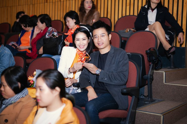 Dương Thùy Linh luôn tự hào về ông xã mình.