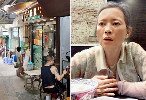 Lam Khiết Anh sống những năm tháng cuối đời vô cùng buồn bã.