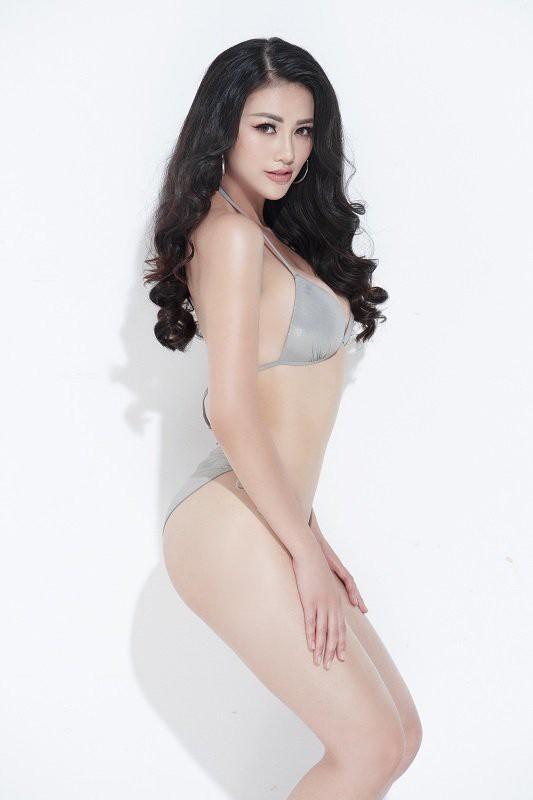 Cận cảnh gương mặt xinh đẹp của Phương Khánh trong đời thường. Trong dàn người đẹp Việt Nam đi thi quốc tế năm nay, cô cũng được đánh giá là thí sinh mạnh.