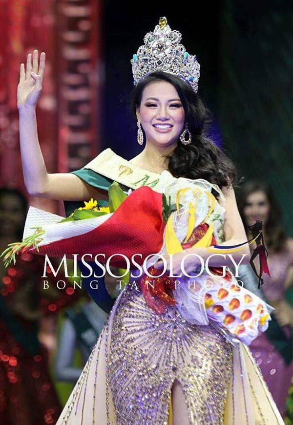 Nguyễn Phương Khánh tự tin đăng quang Hoa hậu Trái đất 2018