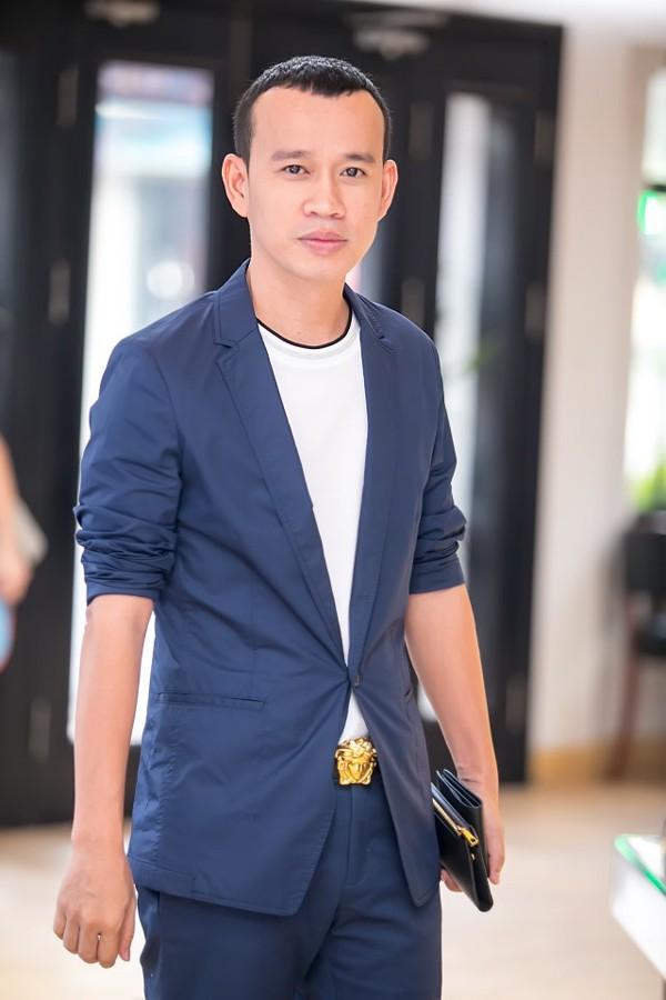 Ông bầu Phúc Nguyễn tự hào về thí sinh mà mình lựa chọn tham dự thi Miss Earth 2018.