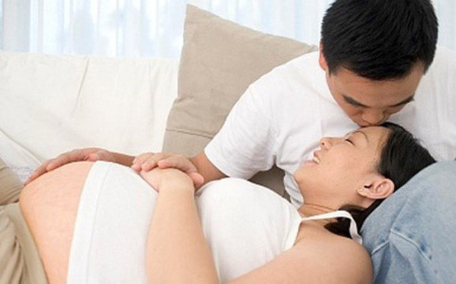 Tình dục đúng cách khi mang thai giúp cơ thể khỏe mạnh hơn.