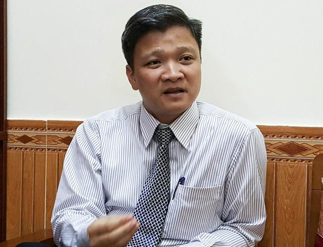Ông Nguyễn Minh Lợi, Phó Cục trưởng Cục Khoa học công nghệ và Đào tạo, thành viên Tổ tư vấn đổi mới của Bộ Y tế