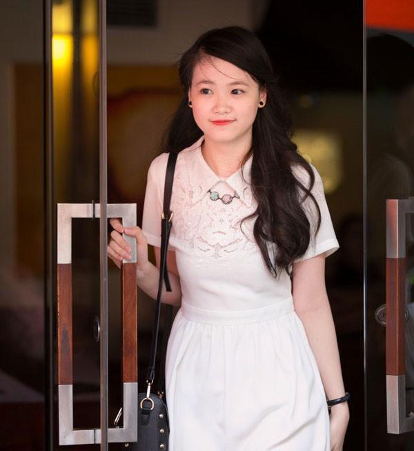 Hình ảnh của Phương Khánh (Ngọc My) vào năm 2013, khi cô 19 tuổi
