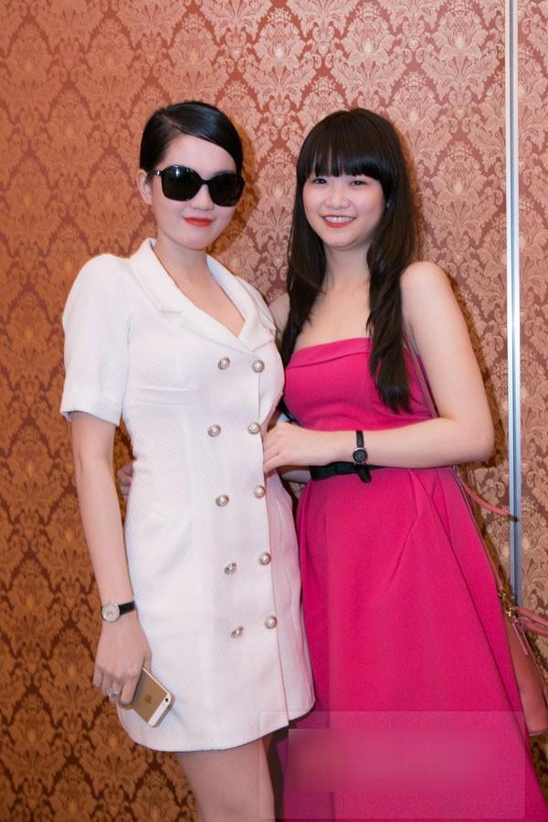 Phương Khánh lấy nickname Ngọc My khi 17 tuổi. Lúc này, cô chưa dính tin đồn phẫu thuật thẩm mỹ.