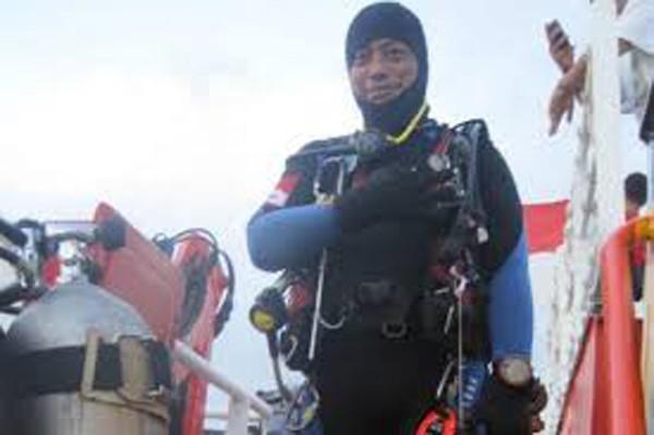Thợ lặn bị tử nạn trong quá trình làm nhiệm vụ.