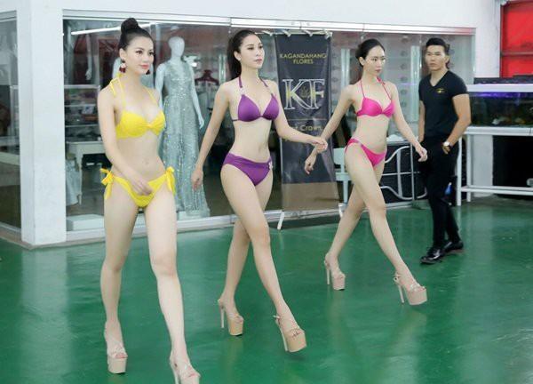 Nguyễn Phương Khánh tại lò đào tạo Kagandahang Flores