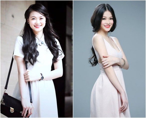 Phương Khánh thuở mới bước chân vào showbiz