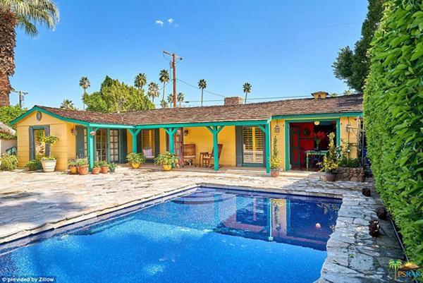 Ngôi nhà đang được rao bán với giá khoảng 11,6 tỷ đồng