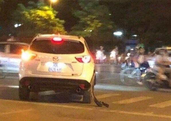 Tạ Văn Hải được xác định là người điều khiển chiếc Mazda CX5 bắn thủng bụng tài xế taxi Nguyễn Đức Tiến.