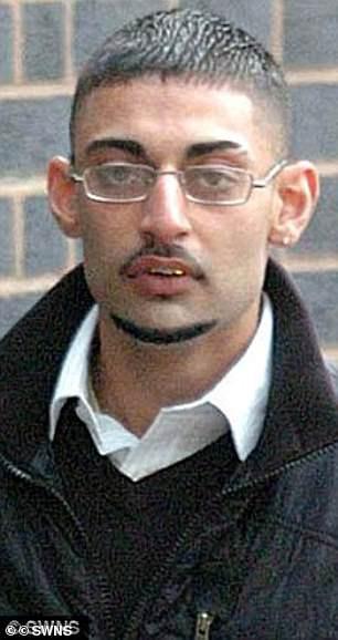 Ahdel Ali bị kết án 18 năm tù vào năm 2012 vì tội lạm dụng tình dục.