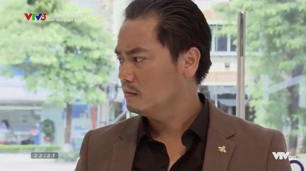 Gã bố dượng gây phẫn nộ trong phim Quỳnh búp bê do diễn viên Đồng Thanh Bình thủ vai.