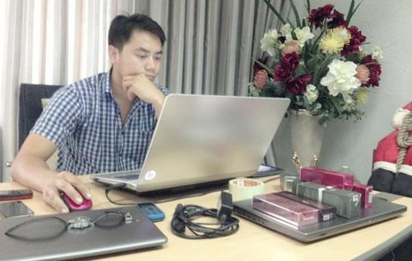Đồng Thanh Bình còn làm giám đốc một công ty kinh doanh dịch vụ công nghệ thông tin và truyền thông.