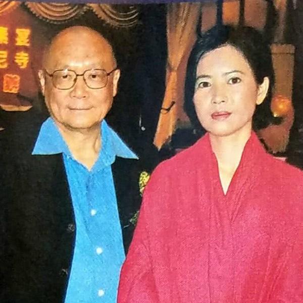 Lam Khiết Anh và người tình cuối cùng của cuộc đời cô.