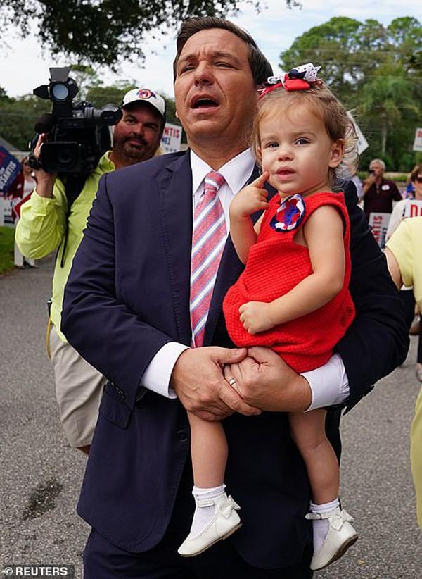 Ứng cử viên đảng Dân chủ bang Florida.