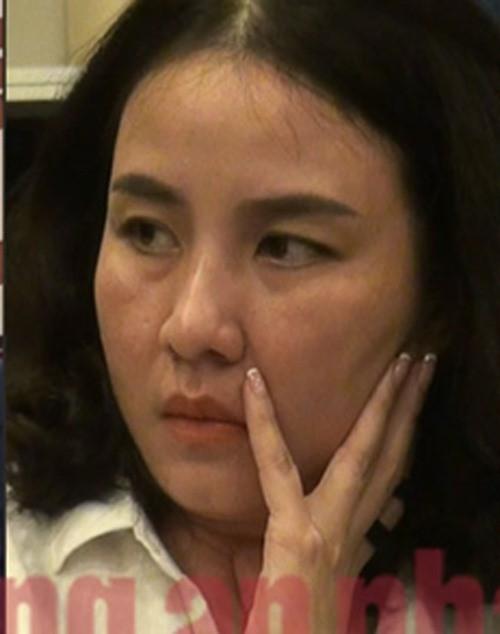 Quý bà Lưu Thị Hồng. (ảnh: cand)