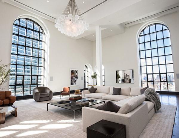 Ngôi nhà có tầm nhìn hoàn hảo ra thành phố và Tòa nhà nổi tiếng Empire State