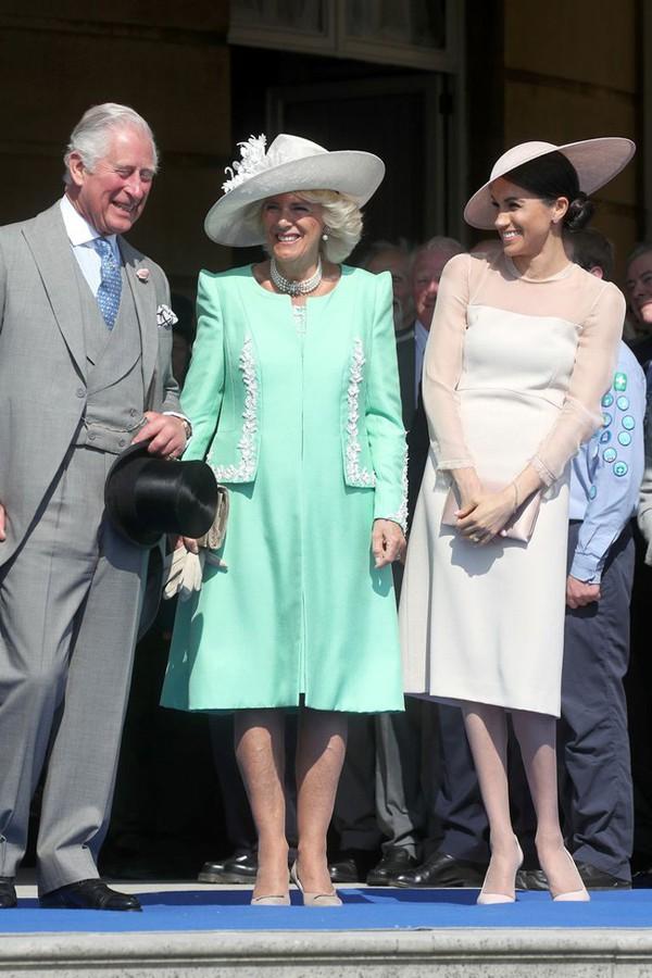 Thái tử Charles rất yêu quý con dâu thứ 2.