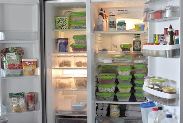 Tủ lạnh cần có thêm không gian để không khí lưu thông