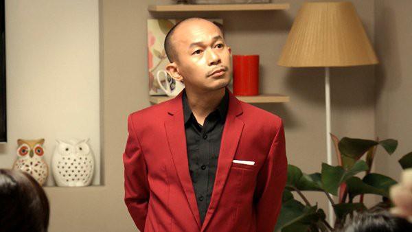 Jimmi Khánh trong phim Mẹ ơi bố đâu rồi?