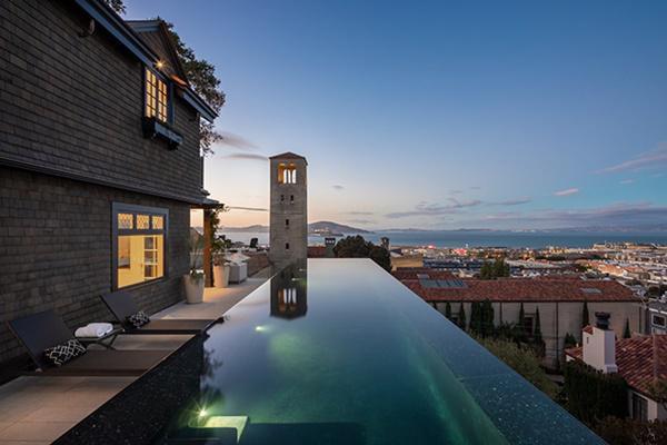 Nếu rao bán thành công, nó sẽ trở thành ngôi nhà đắt nhất từng được bán ở San Francisco, thay thế cho kỷ lục hiện tại là 38 triệu USD vào năm 2017