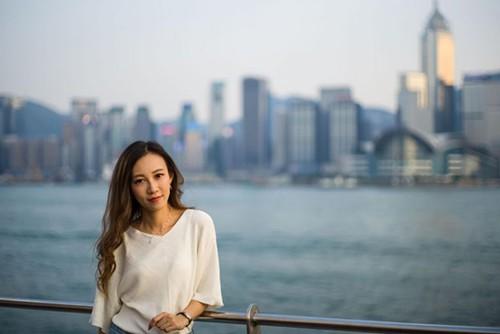 Venus Fung hiện làm cho một hãng hàng không châu Âu, cô không muốn tiết lộ chi tiết vì e ngại bị khiển trách. Ảnh: AFP.