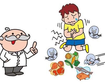 Trẻ nhỏ rất hay bị tiêu chảy do sức đề kháng kém. Ảnh minh họa