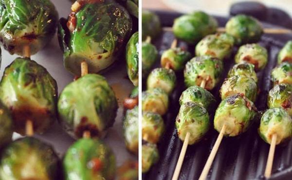 Loại bắp cải này có thể dùng để chế biến thành nhiều món ăn khác nhau.
