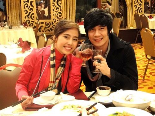Quỳnh Nga và Khánh Phương từng hẹn hò trong thời gian hơn 2 năm.