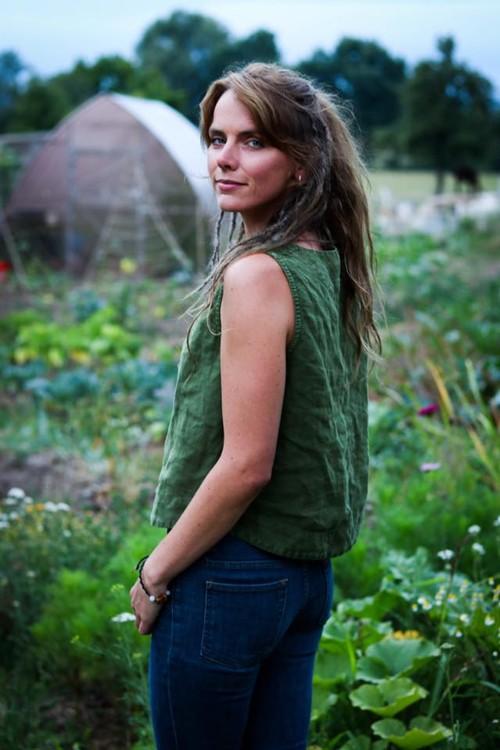 Nicole Steinfurth rất yêu cuộc sống ở nông trại. Cô sắp ra mắt cuốn sách về những trải nghiệm của mình tại nơi tuyệt vời này.