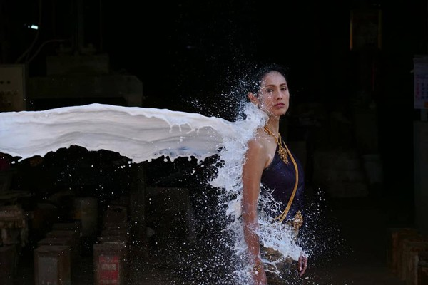 Không phải là người nổi tiếng nhưng Phimnipha vẫn có bộ ảnh rất đẹp.