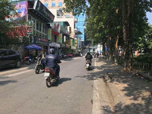 Đoạn đường nơi xảy ra vụ tai nạn kinh hoàng vào chiều tối 18/12.