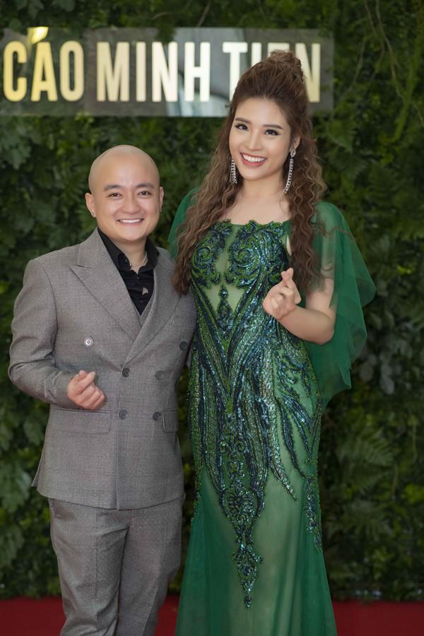 Hoa hậu Phan Hoàng Thu